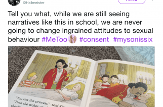Word on Wearside Investigation: Mother calls for Sleeping Beauty to be banned from younger classes as it gives the wrong message about consent