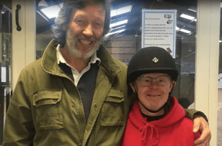 """I love it and I'm proud of myself"": How Washington riding centre continues RDA success"