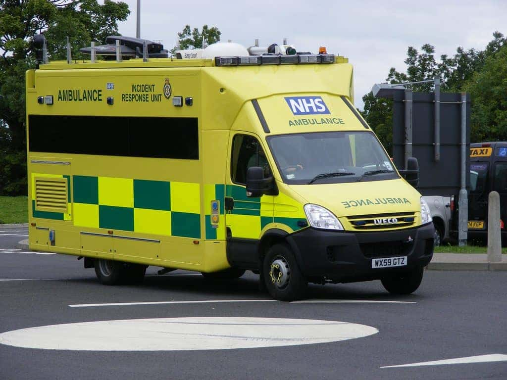 North East Ambulance Service rated Best Health and Social