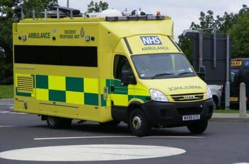 North East Ambulance Service rated Best Health and Social Care Provider in the UK