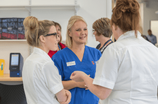 Beast brings out best in Sunderland nurses as students inspired to follow in their footsteps