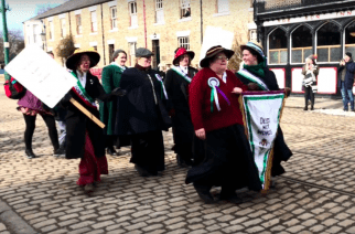 Beamish museum celebrates 2018 International Women's Day