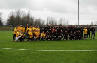 Lowerys Lads vs AFC Houghton