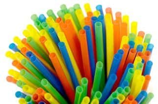 File photo dated 08/01/18 of plastic straws, as more than 60 of the UK's biggest music festivals have pledged to ban the use of plastic straws at their events this summer.