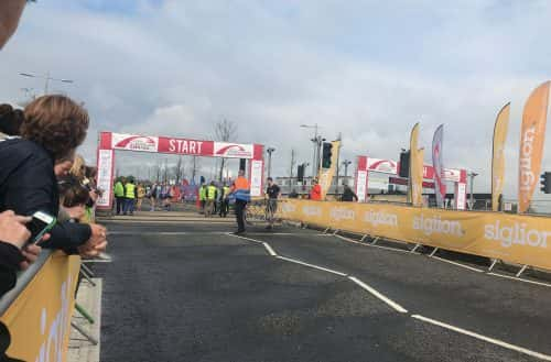WATCH: Annual Sunderland 10k and Half Marathon hosts record numbers