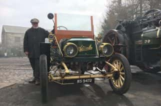 Beamish holds Great War Steam Fair