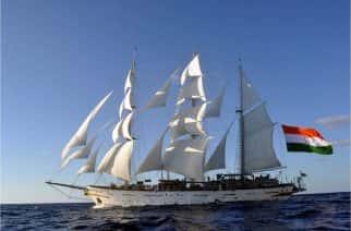 INS Tarangini ship