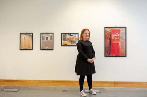 Art puts spotlight on forgotten group