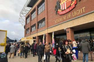 Events2GoGo hold Christmas Fair event at the Stadium of Light