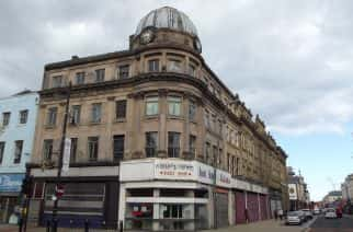 The old Joplings Department store is transformed into luxurious Student accommodation
