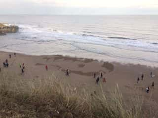Remembrance Parade and 'Pages of the Sea' provide Armistice Day tribute in Sunderland