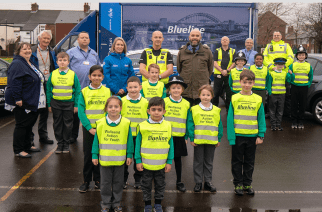 'Walk Safe to School' project launches in Wallsend