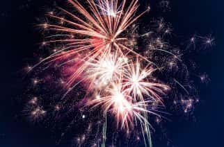 Rainton Meadows Firework spectacular: bonfire night may be over but the celebrations certainly aren't