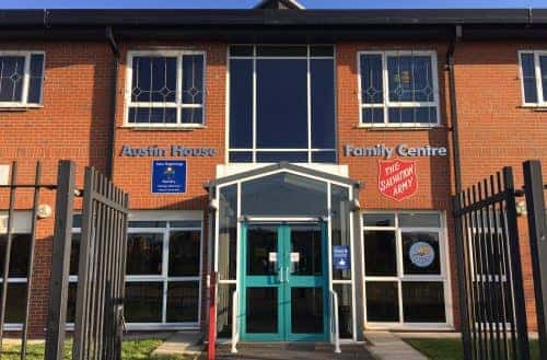 Salvation Army - Austin House