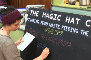 From garbage to gourmet: Newcastle food waste cafe to get permanent home