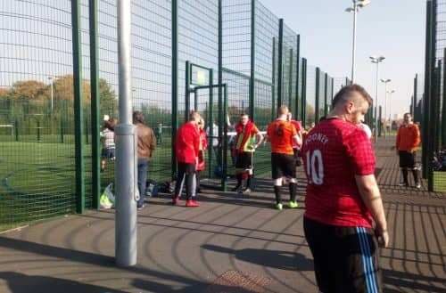 North East football tournaments raising funds and awareness for mental health