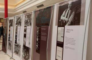 Bridges hosts travelling Holocaust exhibition