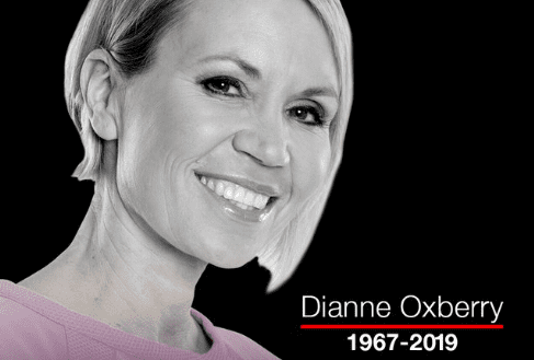 Tributes pour in for Sunderland-born presenter, Dianne Oxberry, following death from cancer
