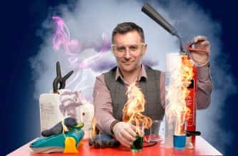Spectacular Science Show heading for South Shields