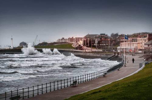 Controversial Seaburn seafront plans given green light