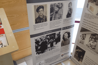 'Children under the Nazis' exhibition on show in Sunderland