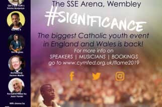 Flame 2019's celebration is based on the theme of significance. Picture courtesy of CYMFED.