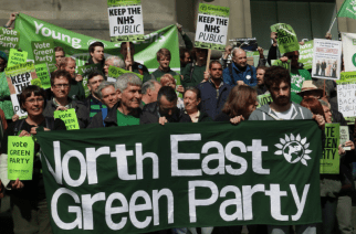 Green Party will not stand in North of Tyne mayoral election