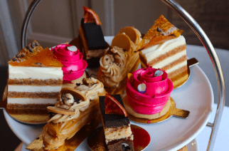 Eight best places for afternoon tea in the North East