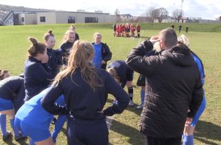 NESA Women's Football Programme at TyneMet College