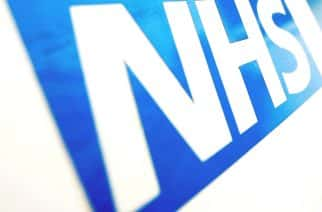 """File photo dated 06/11/10 of the NHS logo. Any form of Brexit will inflict """"significant harm"""" on the NHS but leaving without a deal is the worst possible option, according to new research."""