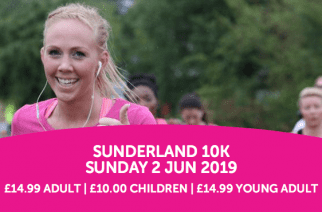 Race for Life returns to Tyne and Wear for summer 2019