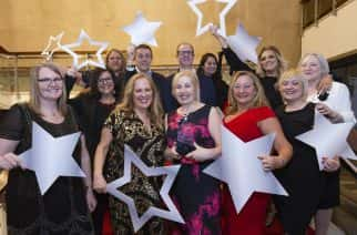 University of Sunderland nursing programme wins NHS Excellence Award