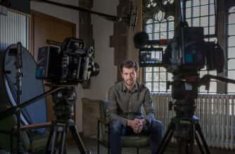 Sunderland University student Cieran Charles Picture: DAVID WOOD