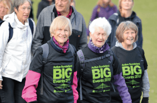 Improve your health by attending the seventh season of Sunderland's Big Walk