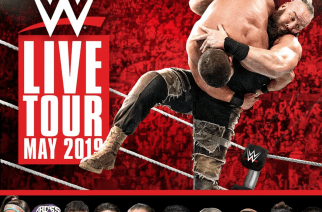 WWE to return to Newcastle Utilita Arena in May 2019
