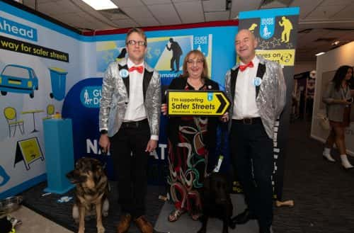 Sunderland MP joins Guide Dogs in call for safer streets for blind and partially sighted people