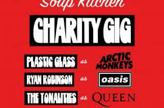 Sunderland Community Soup Kitchen Charity Gig