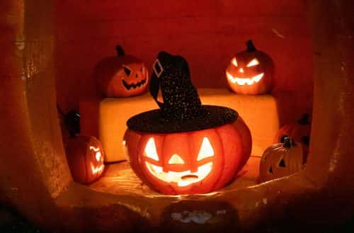 Top 10 Halloween Events in the North East