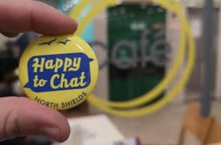 North East charity launches Happy to Chat scheme in North Tyneside.