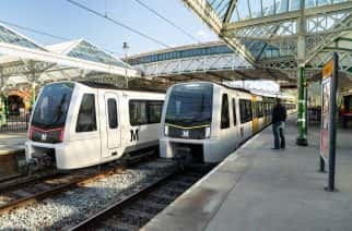 Nexus announce new £362m metro fleet which results in less delays