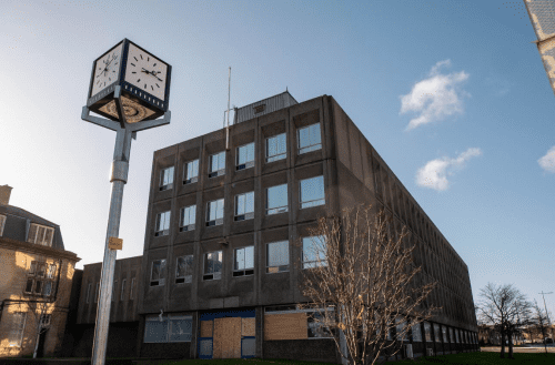 Sunderland police station to transform into city hub