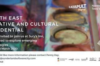 Sunderland artists and creatives encouraged to participate in residential