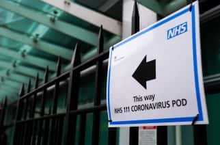 Anyone concerned they have symptoms of the Coronavirus should use NHS 111 online.