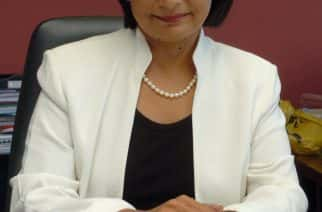 Professor Gita Ramjee passed away on Tuesday from COVID-19-related complications.