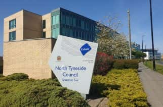 North Tyneside Council building in the Cobalt Business Park