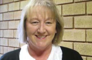 Susan Sweeting, an assistant manager at Deerness Park Medical Group, based in Sunderland.