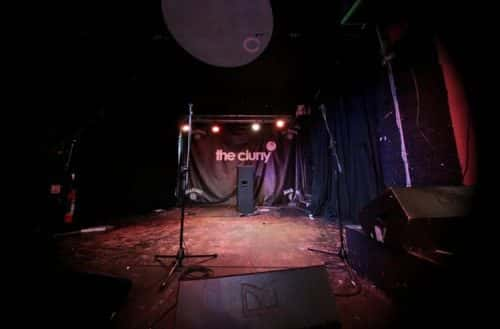 Venues such as the legendary Cluny, shown here, are currently under lockdown like the rest of us, but how much damage they and the rest of the region's music scene have suffered in the long run remains to be seen.