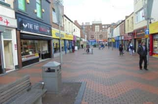 Blanford Street in Sunderland. Covid-19 cases have increased substantially in Sunderland over the last week.
