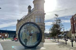 The Peacock in Sunderland city centre