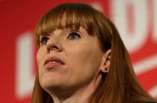 Labour deputy leader Angela Rayner - roundly condemned by Wearsiders over her outburst in Parliament.